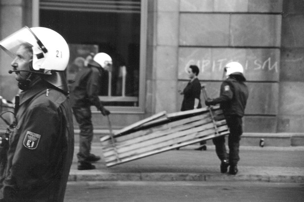Berlin s/w on film: 1999 - 2004