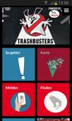 Die Trashbuster APP. Foto: NAJU Ahlen