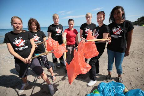 Trashbusters Ocean Clean Up Foto: NABU/F.Paulin
