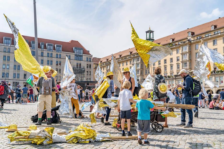 #Unteilbar Dresden 2020
