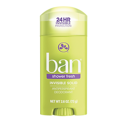 Ban Desodorante Antitranspirante Stick Shower Fresh