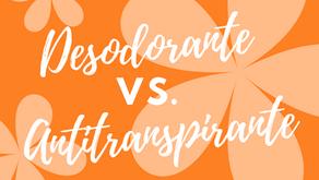Desodorante vs. Antitranspirante: Qual É a Diferença?