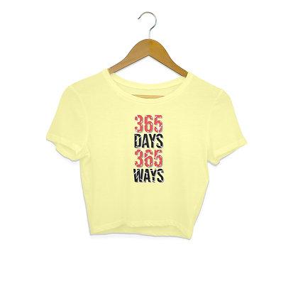 365 Ways with Days