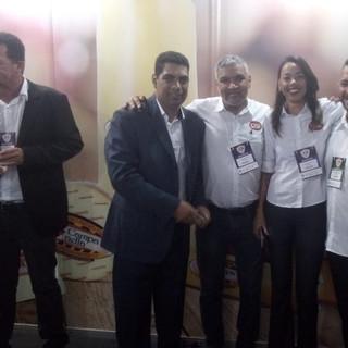 Presença no |Super Bahia 2018