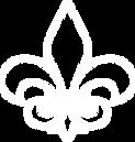 black-and-white-fleur-de-lis-cross-clipa