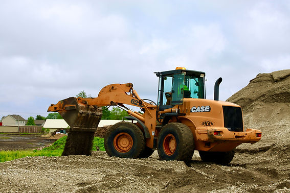 Jensen Excavating Materials