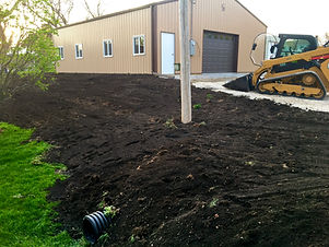 Topsoil Jensen Excavating