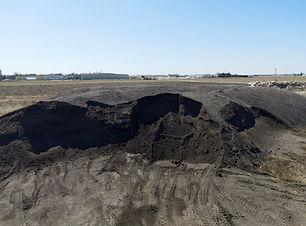 Crushed Asphalt Jensen Excavating