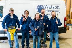 Watson Plumbing Crew