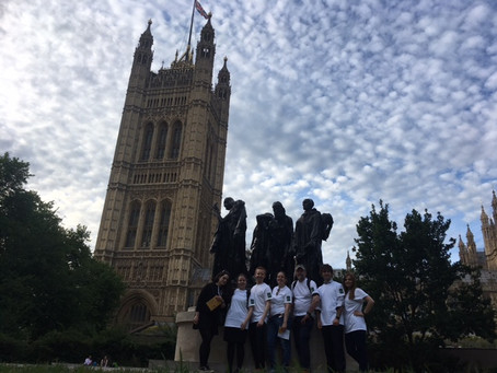 Members of Chambers complete London Legal Walk 2017