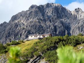 ÖBRD-Herbstausflug 2021                       auf die Steinseehütte