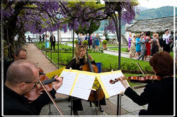 CUARTETO MIXTO EN JARDÍN wedding-string-quartet-lake-orta