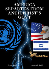 America Separates from Antichrist's Govt