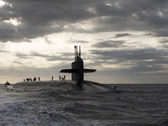 Russian submarine armed with nuclear drones to be deployed in the Pacific