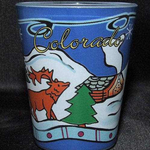 Colorado Shot Glass