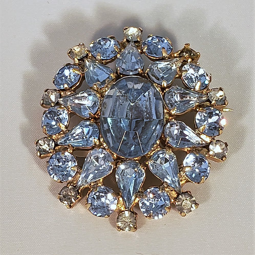 Light blue pin
