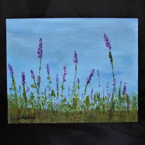 """Lavender Afternoon"""