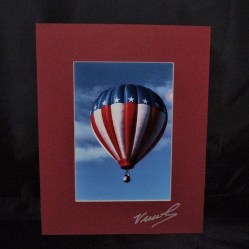 """""""Red,White & Balloon"""