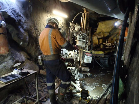Rose of denmark mine-drilling-austar-gol