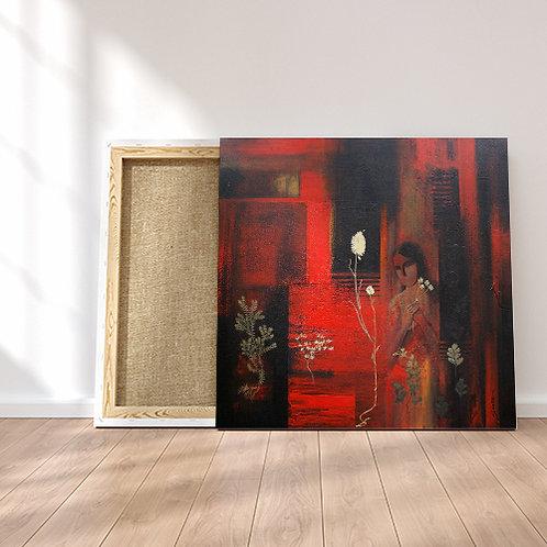 Abandonment - Original Painting