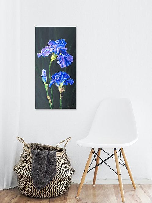Blue Beauty - Original Painting