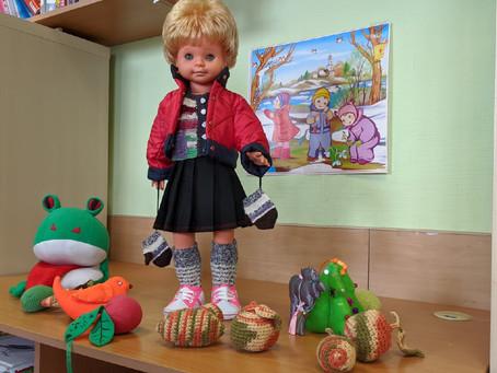"""""""Кукольный модельер"""""""