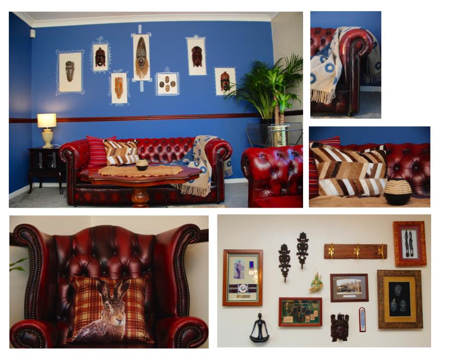 Geraldine & Noel's Lounge