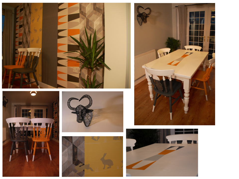 Rob & Nikala's Dining Room