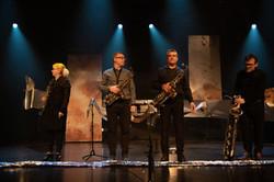 Quasar, quatuor de saxophones