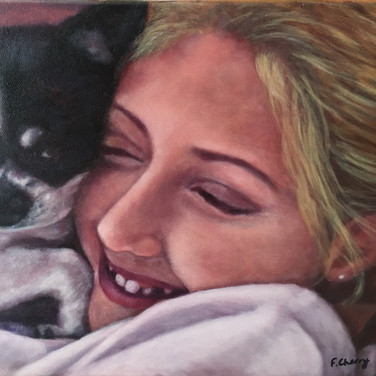 Pet Portrait Sally