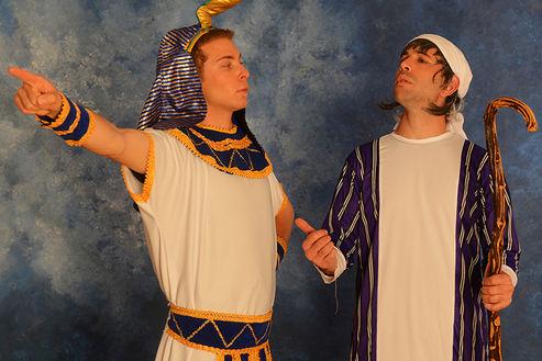 יציאת מצרים- הצגה לפסח