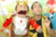 הנסיך המשועמם- הצגת ילדים מצחיקה במיוחד