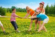 הפעלה ספורטיבית לילדים בכל הגילאים