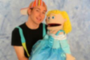 שמלת השבת של חנה'לה- הצגת ילדים