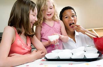 סדנאות בישול לילדים עם שמח הפקות