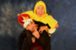 שלמה המלך והדבורה- הצגת ילדים