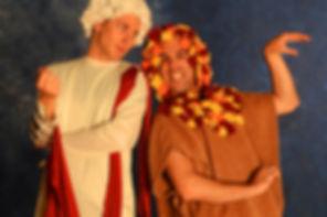 הרפתקאות יהודה המכבי- הצגה לחנוכה