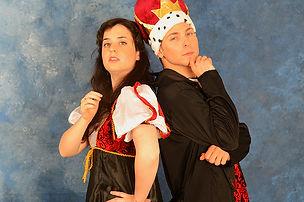 הנסיכה המבולבלת- הצגה מצחיקה במיוחד לילדים