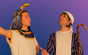 יציאת מצרים- הצגת ילדים לחג פסח עם שמח הפקות