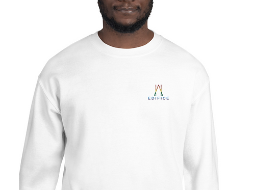 Limited Edition Embroidered Pride sweatshirt