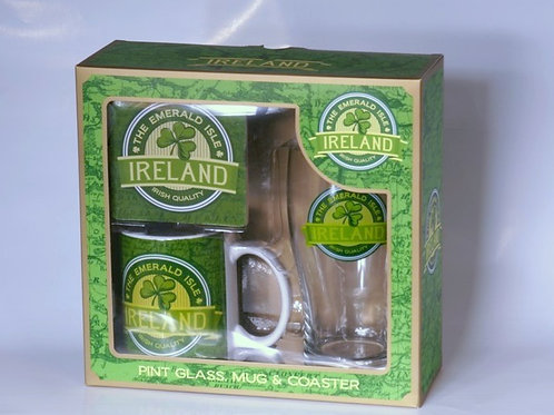 Ireland Glassware Set