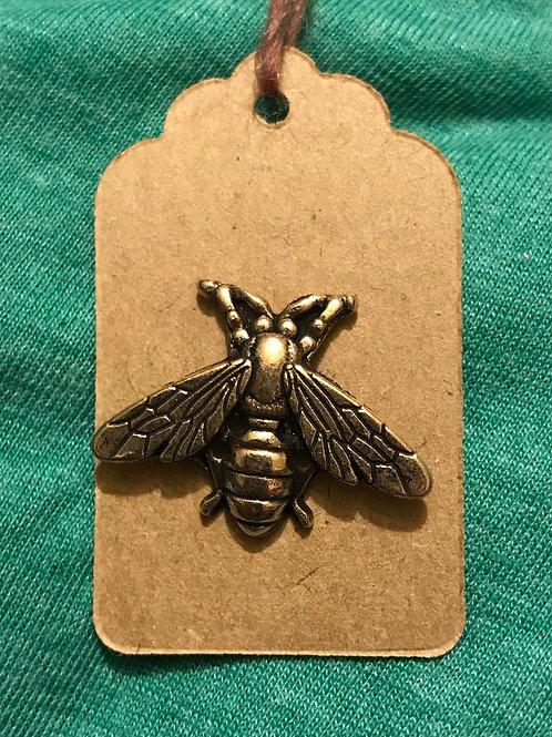 Bee pin/brooch