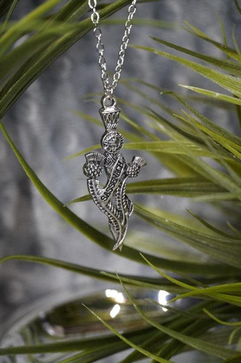 Sassenach Pendant Necklace