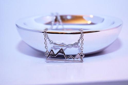 Scottish Highlands Pendant Necklace