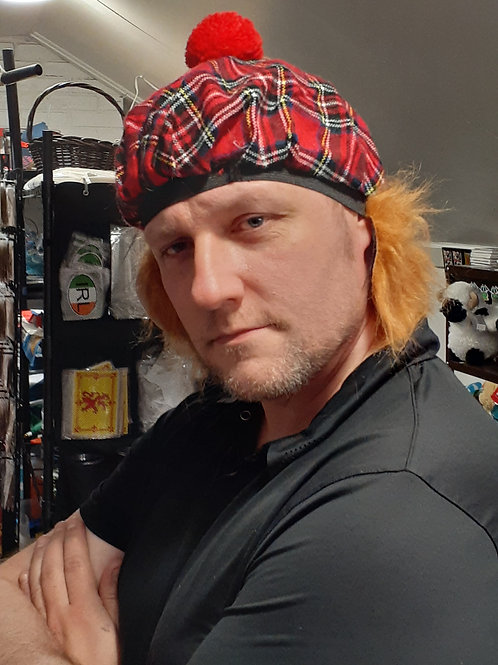 See You Jimmy (Angry Scotsman) hat