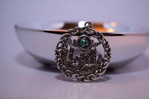 Standing Stones Pendant Necklace