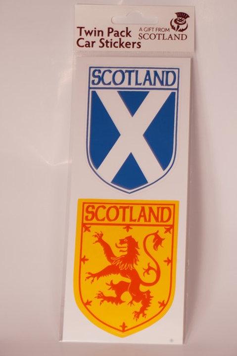 Various Bumper Stickers