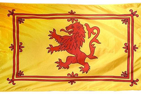 3'x5' Lion Rampant Flag
