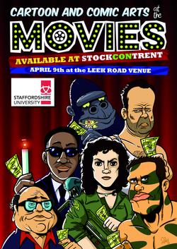 Film Comic Poster