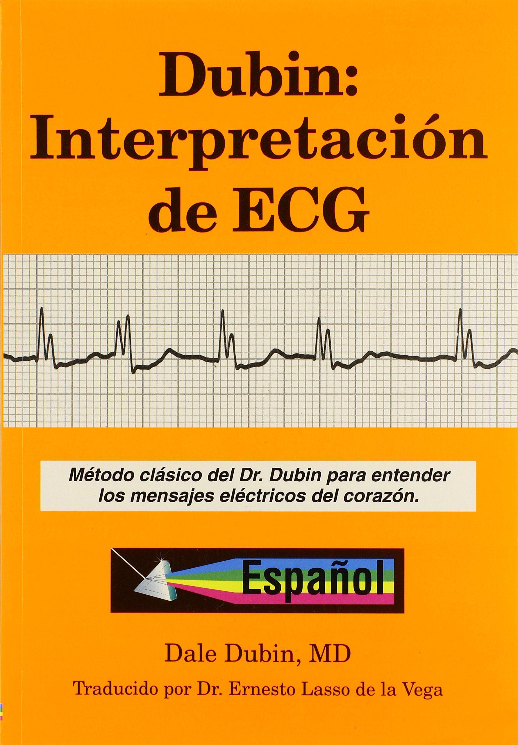 electrocardiograma dubin pdf libro